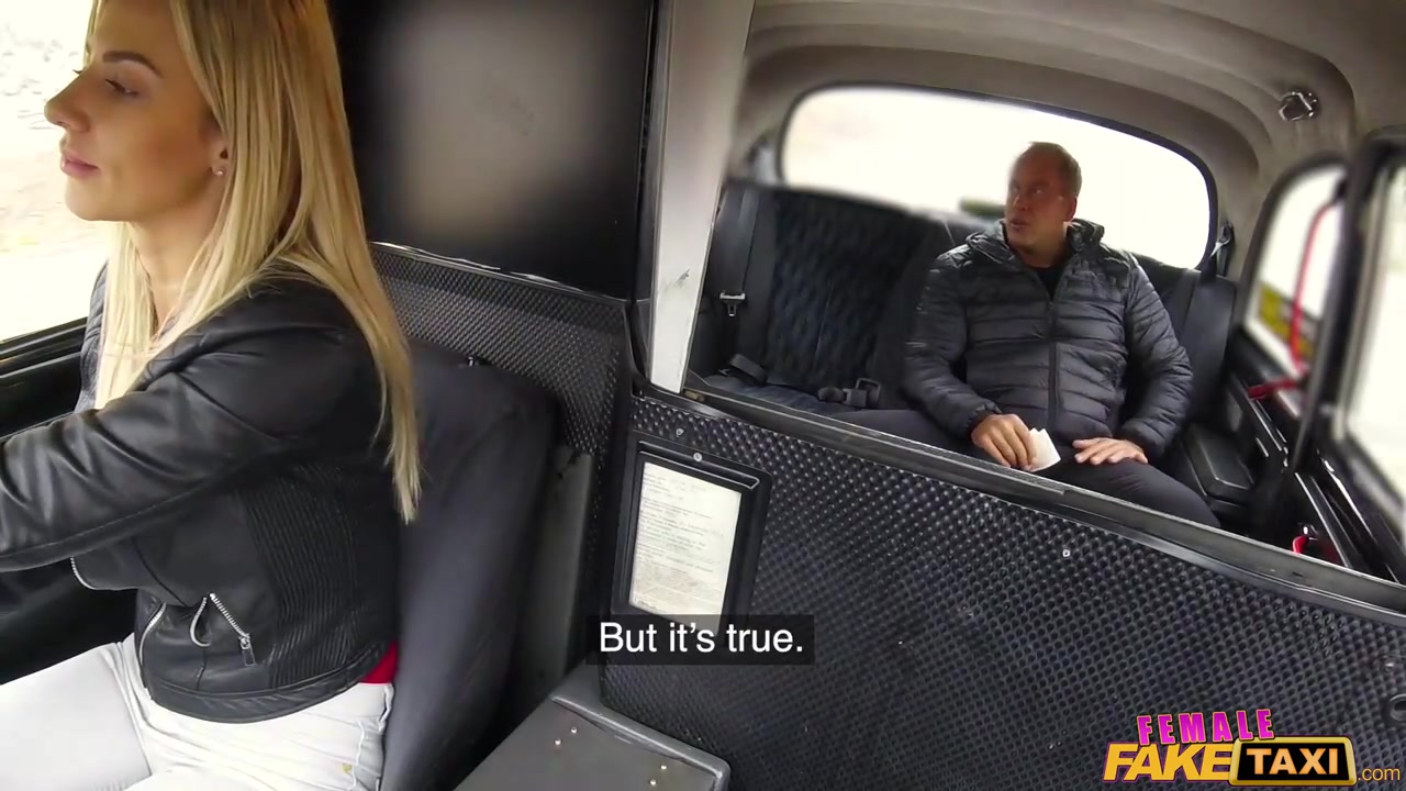 Fake Taxi Blonde Perfect Tits